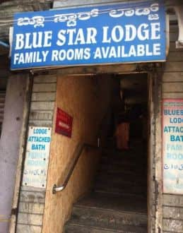 Bluestar Lodge,Bangalore