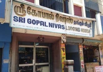 Sri Gopal Nivas Lodging House,Chennai