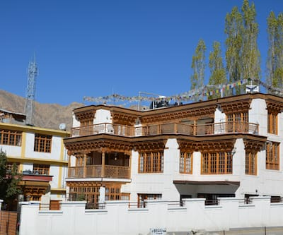 New Royal Ladakh, Chubi,