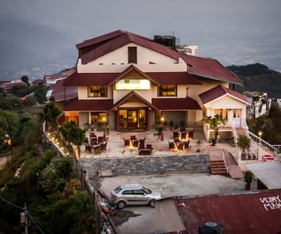 One Earth Royale Boutique Hotel,Mussoorie