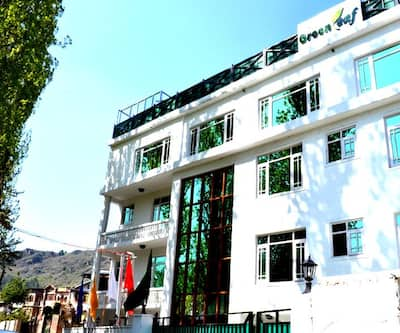 Hotel Green Leaf,Srinagar