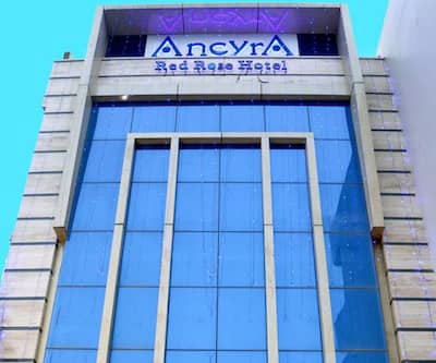 Ancyra Red Rose Hotel,Jammu