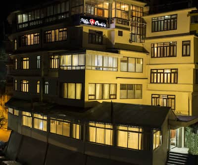 Hotel New Orchid & Spa,Gangtok