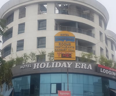 Hotel Holiday Era Lodging,Aurangabad