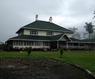 Tumsong Tea Retreat,Darjeeling