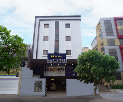 Maple Tree Hotels, Vadapalani,