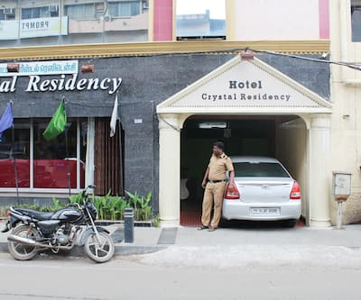Crystal Residency (Opp US Consulate),Chennai