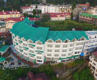 Crescent Resort,Darjeeling