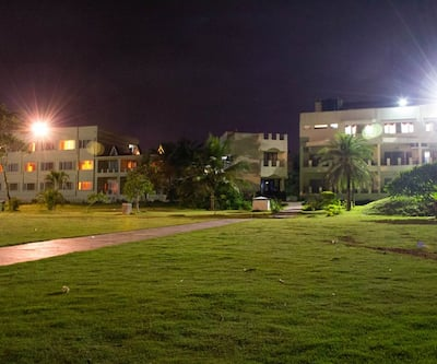 St. James Court Beach Resort,Pondicherry