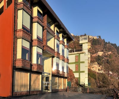 Amara The High Walls,Mussoorie
