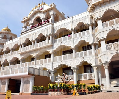 Lucky India Royal Heritage Hotel,Puri