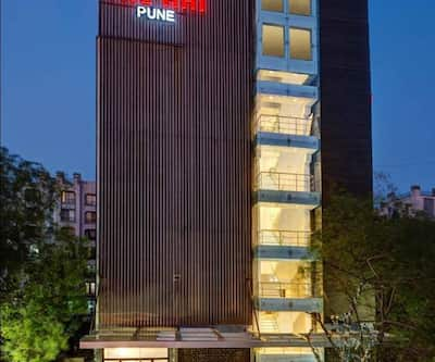 The Hotel Hindusthan International (The HHI), Pune,Pune