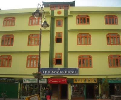 The Anola Hotel,Gangtok