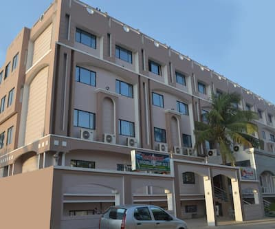 Nayak Beach Resort,Puri