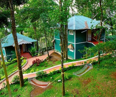 Blue Bells Valley Resort,Munnar