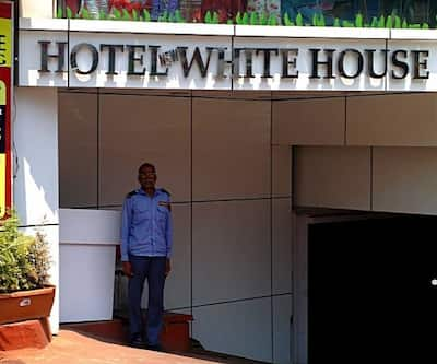 Hotel New White House,Hyderabad