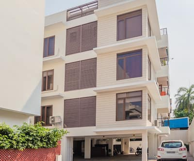 Kolam Serviced Apartments - Adyar,Chennai