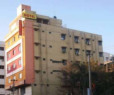 Hotel Krishnas Residency,Hyderabad