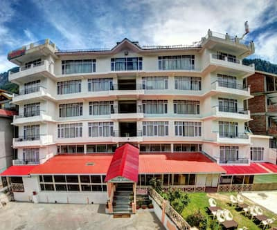 Monarch Residency,Manali