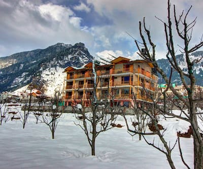 Hotel Mountain Face By Snow City Hotels,Manali