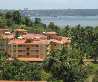 Sandalwood Hotel & Retreat, Dona Paula,