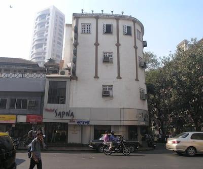 Hotel Sapna, Churchgate,