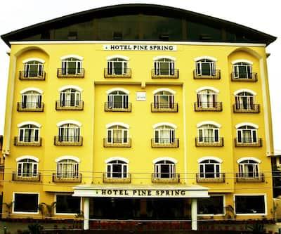 Hotel Pine Spring - Wazir Bagh,Srinagar