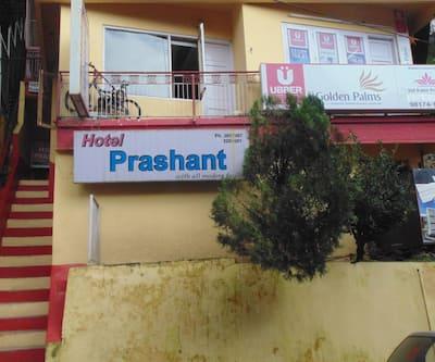 Hotel Prashant, Mall Road,