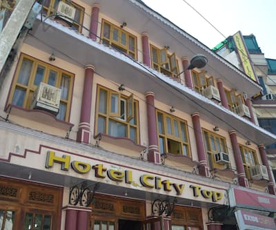 Hotel City Top,Jammu