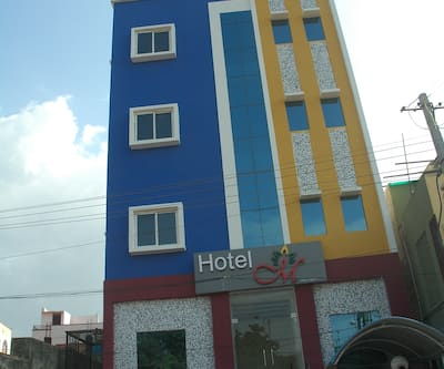 Side Thumb Two Photo Gallery of Hotel M Vijayawada