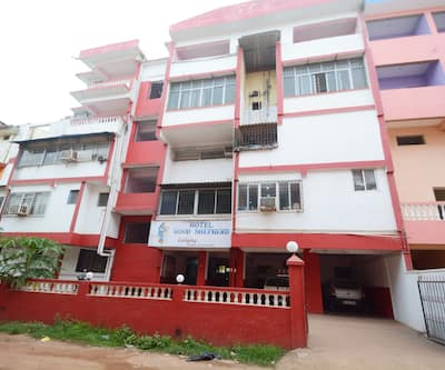 Hotel Good Shepherd,Goa