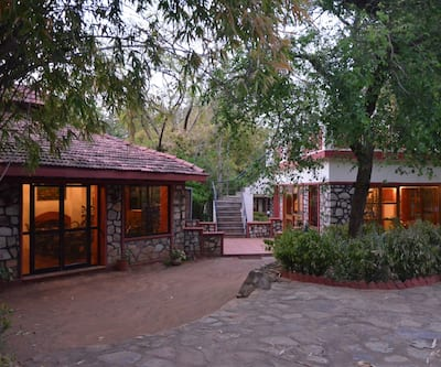 Tiger Moon Resort,Ranthambore