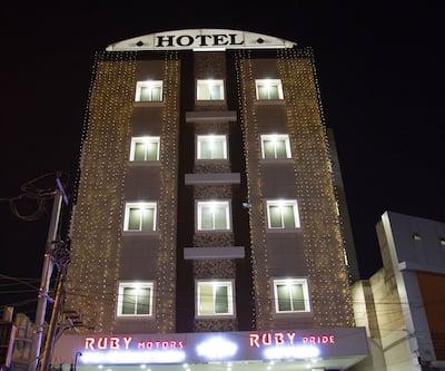 Image 1 Ruby Pride Luxury Hotel Hyderabad