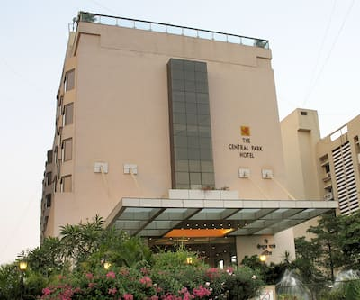 The Central Park Hotel,Pune