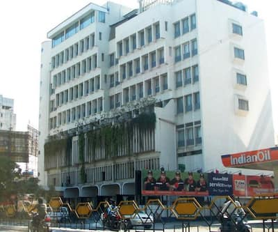 Hotel Express Towers,Vadodara