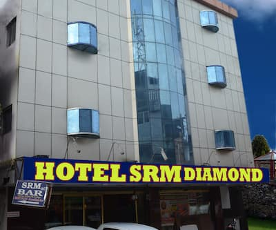 Hotel SRM Diamond,Port Blair