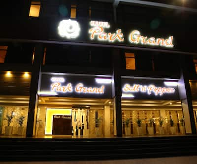 Hotel Park Grand,Chandigarh
