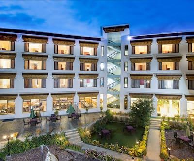 Hotel Singge Palace,Leh