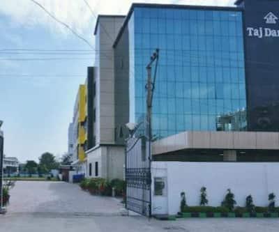 Hotel Taj Darbar,Bodhgaya