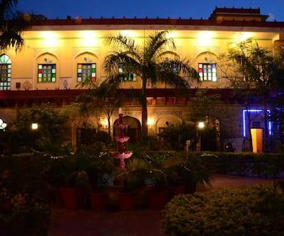 Hotel Burja Haveli,Alwar