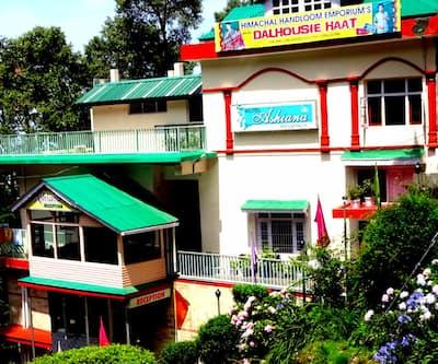 Hotel Ashiana Regency,Dalhousie