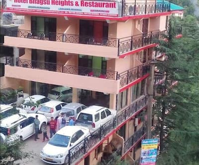 Hotel Bhagsu Heights,Mcleodganj