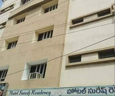 Hotel Suresh Residency (Next to RTC Bus Stand),Tirupati