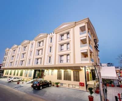Hotel Yash Regency,Jaipur
