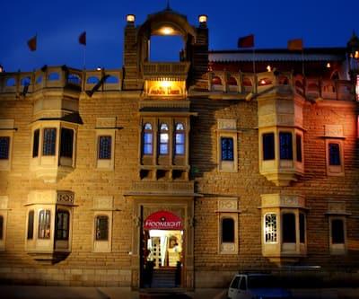 Hotel Moonlight,Jaisalmer