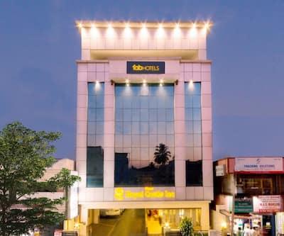 FabHotel Prime Royal Castle Gandhipuram,Coimbatore