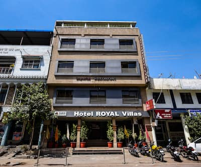 Hotel Royal Villas,Bhopal