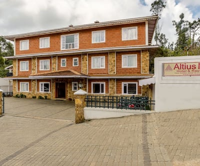 Hotel Altius Nest, Convent Road,