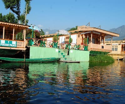 Persian Palace Houseboats,Srinagar