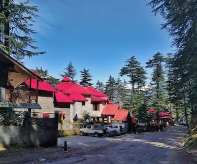 Heritage Village Resorts and Spa,Manali